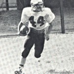 Jeff Lucas Number 44 at Corbett High School in Corbett Oregon