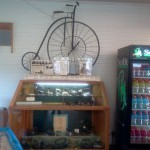 Corbett Country Market & the Crown Point Country Historical Society Display